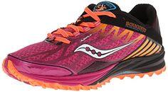 back to basics Saucony Women's Peregrine 4 Trail Running Shoe