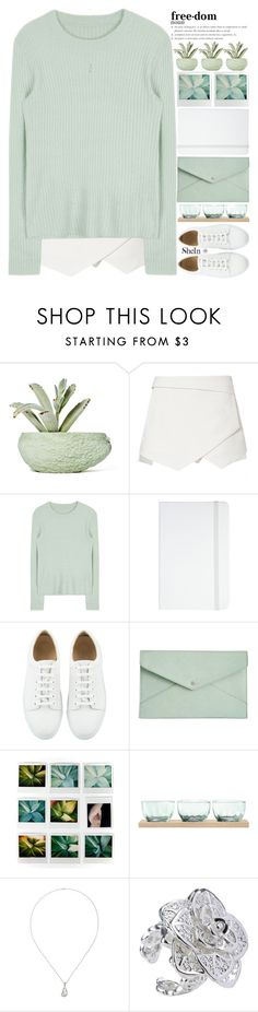 """""""i'm full of all kinds of love for all kinds of individuals but me"""" by alienbabs ❤ liked on Polyvore featuring Chen Chen & Kai Williams, ASOS, Danielle Nicole, LSA International, women's clothing, women, female, woman, misses and juniors"""