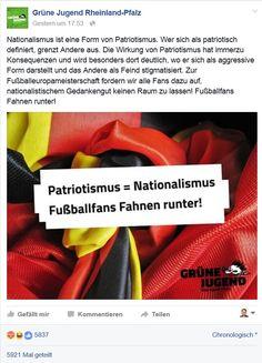 Der Anfang des grünen Unsinns: Der Facebook-Post der Grünen Jugend Rheinland-Pfalz. (Screenshot: BK)