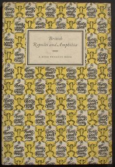 Series No.: K47  Title: BRITISH REPTILES AND AMPHIBIA  Author: Malcolm Smith  Colour plates: Paxton Chadwick Contents: 16 colour plates; 6 black-and-white figures in text Date Published: June 1949