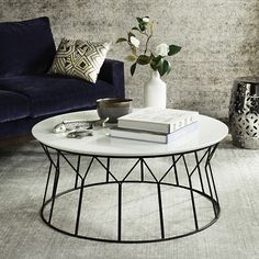 Safavieh Mid-Century Deion Lacquer Coffee Table   Overstock.com Shopping - The Best Deals on Coffee, Sofa & End Tables