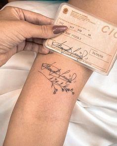Lila Tattoos, Wörter Tattoos, Neue Tattoos, Dainty Tattoos, Dream Tattoos, Pretty Tattoos, Finger Tattoos, Beautiful Tattoos, Body Art Tattoos
