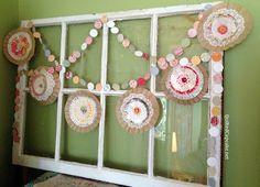 DIY flowers & Spring Decor Ideas |