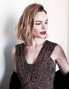 Kate Bosworth's piece-y bob