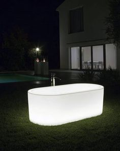 10 objects which light up the night | OiO, Michel Boucquillon, Antonio Lupi, 2010 #designbest #llighting #outdoor |