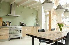 industriele keuken - Google zoeken