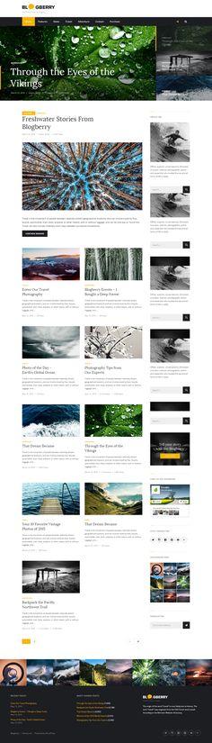 Magazine Stand, Premium Wordpress Themes, Clean Design, Contemporary Design, Lifestyle Blog
