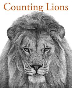 Picture Book: Counting Lions: Portraits from the Wild by Katie Cotton. Pictures by Stephen Walton Ethiopian Wolf, Diy Montessori, Lion Book, Counting Books, Black And White Drawing, Fun Math, Illustrations, Nonfiction, Childrens Books