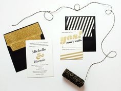 Black-Gold-Brooklyn-Wedding-invitations-Meesch3