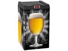 Cervejeira/Expositor Vertical 1 Porta 82L Venax - EXPM 100 com Painel Termostato…