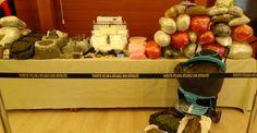 İstanbul'da Bebek arabasıyla uyuşturucu satan şebeke çökertildi