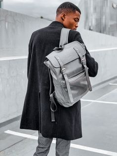 Lightroom, Fashion Backpack, Messenger Bag, Satchel, Coats, Mens Fashion, Photo And Video, Lifestyle, People