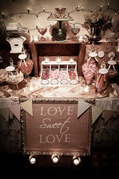 "The saying for a candy bar!...Photo 12 of 29: Rustic/Vintage / Wedding ""Kylie & Trent's Wedding"" 