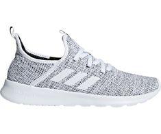 best service 48d13 0cc4f Zapatillas de running adidas Performance Cloudfoam Pure para mujer, blanco    blanco   negro, 8 M EE. UU