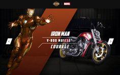 HD - Homem de Ferro - Coragem