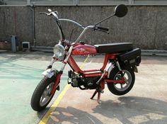Mini Bike Garelli Katia