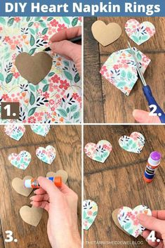 Looking for a quick, easy, & budget-friendly handmade napkin ring idea? Try DIY Heart Napkin Rings: Valentine's Day Decor by thetarnishedjewelblog.com #valentinesdaydecor #valentinesdaydecorations #valentinestablescape #valentinestable #valentinesdecor #valentinesdiy #valentines #diyvalentines #diyvalentinesdecor #diyvalentinesday #pinklove #pinklover #showusyourvalentinesdaytablescapes #valentines2021 #valentinesday2021