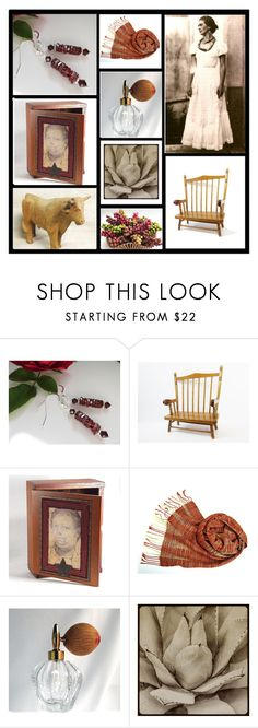 """Vintage Party"" by xena-style ❤ liked on Polyvore featuring WALL, DCI and vintage"