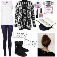 Lazy-Day Outfits for School - Bing Images