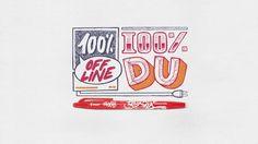 Pilot Pen - 100% Offline, 100% Du #HappyWriting