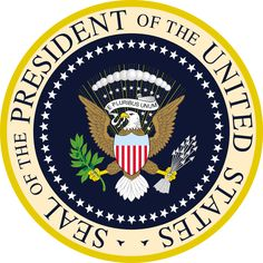 Seal of the President of the United States.svg