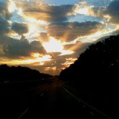 Mornings in Louisiana!