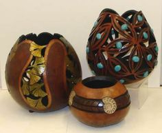 Native American Gourds Crafts | Fine Art Gourds