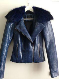 Куртка из питона Python jacket 📲+79184141861 4fc49469d75