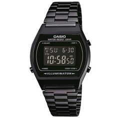 Reloj Casio Collection All Black B640WB-1BEF http://relojdemarca.com/producto/reloj-casio-collection-all-black-b640wb-1bef/ #casioretro