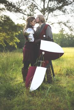 """fellandfaironline: """" """"Perilous indeed… Fair and perilous; but only evil need fear it, or those who bring evil with them"""" ~Tolkien Shield-maiden, princess and fair lady are often not that far removed..."""