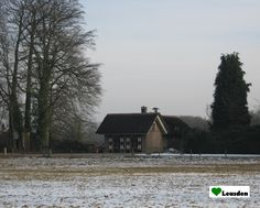 Huisje uit 1880 op landgoed Den Treek