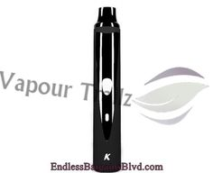 Vapour Trailz-Vaporizer Outlet - SkyCloud K-Vape Vaporizer, $94.95 (http://www.endlessbargainsblvd.com/skycloud-k-vape-vaporizer/)True Vaporization Technology No Combustion 3 Temperature Settings Large Stainless Steel Heating Chamber 10 Minute Auto-Shutoff Feature Universal Micro USB Connection Lifetime Warranty Accessories (Included): 1 x K-Vape Vaporizer 1 x Micro USB Cord 1 x Cleaning Brush 6 x Replacement Screens 2 x Mouthpieces 1 x Instruction Manual
