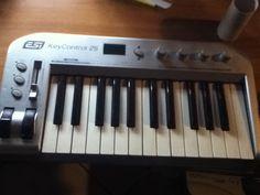 ESI KEYCONTROL 25 TASTIERA USB CONTROLLER MIDI