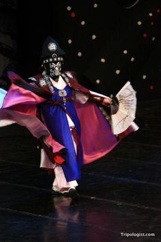 Korean Mask | The 2012 Andong Mask Festival: Korea's Must See Event | The Korea Blog