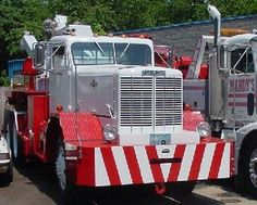 Oshkosh tow truck, Edison, NJ by jack byrnes hill (over 1 million views), via Flickr
