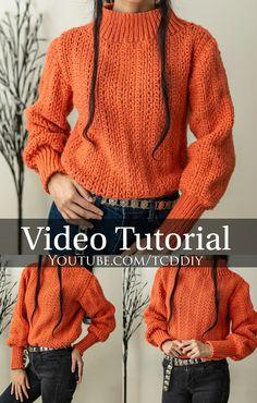 Crochet Jumper Pattern, Easy Crochet Hat Patterns, Sweater Knitting Patterns, Crochet Designs, Crochet Saco, Crochet Men, Crochet Cardigan, Crochet Sweaters, Single Crochet Stitch