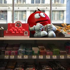 To spread the word about Red Nose Day USA, Walgreens asked me to help out, but I'm NOT for sale. - Red