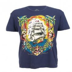 Fine Day For Sailin Tee by Iron Fist – Dolly Mixture Clothing