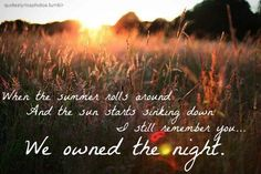 we owned the night-lady antebellum