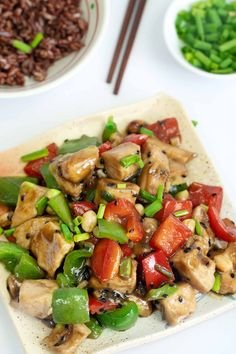 Kung Pao Chicken, with the assistance of tangy herbs and vital sapid spicy sauce, is absolutely a true well-known Chinese cuisine mainstay.