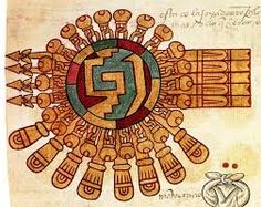 simbolos aztecas -