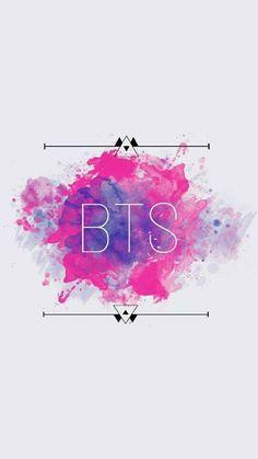 No me gusta BTS pero... El fondo esta muy guay! Les aplauda por ganar en los Billboard
