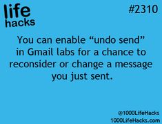 Life Hack.