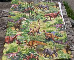 Dinosaur Blanket  by GabbysQuilts