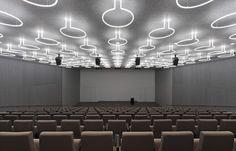 Auditorium | Lecture hall | Lecture theater | Contemporary Design Concept.