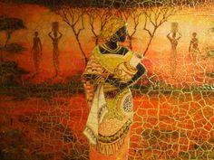 fasci-arte: Pinturas africanas                                                                                                                                                     Más