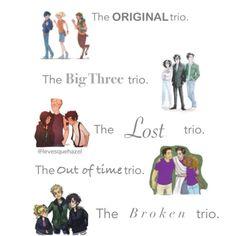 The trios