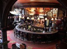 The Bar: Warrington Hotel ~ Warrington Crescent