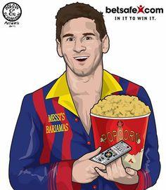 Playboy Messi