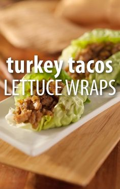 The Chew's Search for the Weight Watchers Chef continued with a delicious family meal using this easy and light Turkey Taco Lettuce Wraps Recipe. http://www.recapo.com/the-chew/the-chew-recipes/weight-watchers-chef-search-chew-turkey-taco-lettuce-wraps-recipe/